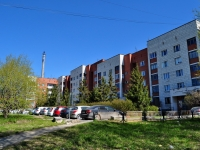 Yekaterinburg, Stepan Razin st, house 24. Apartment house