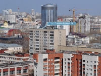 Yekaterinburg, Stepan Razin st, house 29. Apartment house