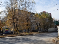 Yekaterinburg, Shchors st, house 25. Apartment house