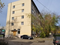 Yekaterinburg, Shchors st, house 27. Apartment house with a store on the ground-floor