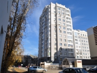 Yekaterinburg, Shchors st, house 35. Apartment house