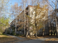 Yekaterinburg, Shchors st, house 56А. Apartment house