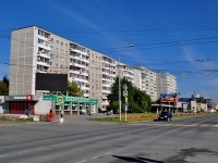Yekaterinburg, Shchors st, house 30. Apartment house