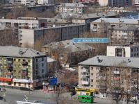 Yekaterinburg, Shchors st, house 92А к.6. Apartment house