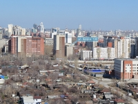 Yekaterinburg, Shchors st, house 130. Apartment house