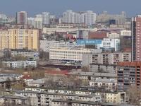 Екатеринбург, улица Щорса, дом 7. офисное здание
