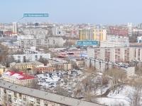 Yekaterinburg, service building Октябрьское троллейбусное депо, Shchors st, house 11