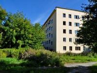 Yekaterinburg, hostel Всероссийского НИИ охраны и экономики труда, Shchors st, house 17