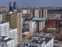 Yekaterinburg, Shchors st, house 39. Apartment house