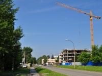 Екатеринбург, улица Дорожная, дом 27. строящееся здание