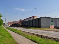 Екатеринбург, улица Дорожная, дом 7. гараж / автостоянка
