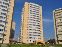 Екатеринбург, многоквартирный дом Триумф, жилой комплекс, улица Дорожная, дом 19