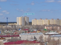 Yekaterinburg, Dorozhnaya st, house 21. Apartment house