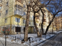 Yekaterinburg, Dekabristov st, house 3. Apartment house