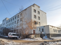 Yekaterinburg, Dekabristov st, house 15/1. hospital