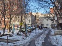 Екатеринбург, музыкальная школа №12 им. С.С. Прокофьева, улица Декабристов, дом 49