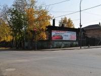叶卡捷琳堡市, Dekabristov st, 房屋 73. 未使用建筑