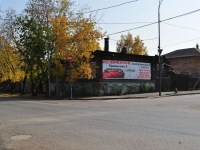 Yekaterinburg, Dekabristov st, house 73. vacant building