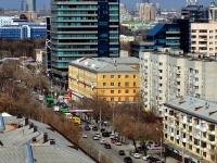 Yekaterinburg, Dekabristov st, house 77Б. Apartment house
