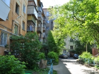 Yekaterinburg, Dekabristov st, house 2. Apartment house