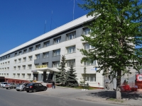 neighbour house: st. Dekabristov, house 14. office building