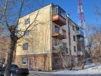 Yekaterinburg, Dekabristov st, house 16/18Д. Apartment house
