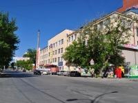 Yekaterinburg, Dekabristov st, house 20. multi-purpose building