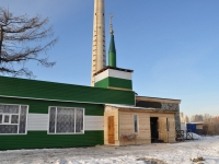 neighbour house: st. Dekabristov. mosque