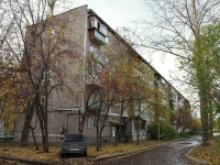 Yekaterinburg, Simferopolskaya st, house 17. Apartment house