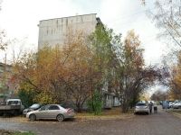 Yekaterinburg, Simferopolskaya st, house 18. Apartment house