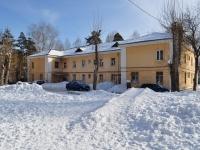叶卡捷琳堡市, Simferopolskaya st, 房屋 23. 公寓楼