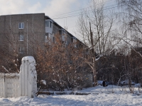Yekaterinburg, Simferopolskaya st, house 33. Apartment house