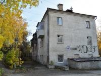 Yekaterinburg, Kuybyshev st, house 40Б. Apartment house