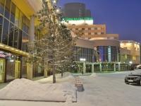Екатеринбург, гостиница (отель) Атриум Палас, улица Куйбышева, дом 44