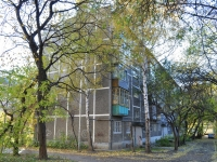 Yekaterinburg, Kuybyshev st, house 115. Apartment house