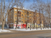 Yekaterinburg, Kuybyshev st, house 135. Apartment house