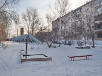 Yekaterinburg, Kuybyshev st, house 145. Apartment house