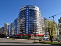 "Yekaterinburg, Apartment house Жилой комплекс ""Мечта"", Kuybyshev st, house 21"