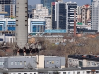 Екатеринбург, улица Куйбышева, дом 40. многоквартирный дом