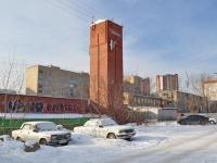 Екатеринбург, улица Куйбышева, хозяйственный корпус