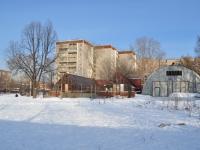 Yekaterinburg, service building ТеплицаKuybyshev st, service building Теплица