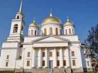 叶卡捷琳堡市, 大教堂 Александра Невского, Zelenaya roshcha st, 房屋 1