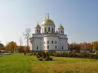 улица Зеленая роща, дом 1. собор Александра Невского