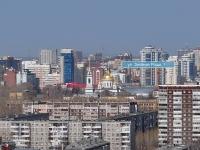Екатеринбург, собор Александра Невского, улица Зеленая роща, дом 1