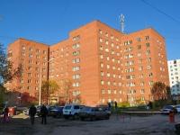 Екатеринбург, общежитие Уральского федерального университета, улица Чапаева, дом 16А