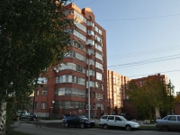 Yekaterinburg, Chapaev st, house 21. Apartment house