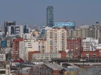 Екатеринбург, улица Чапаева, дом 23. многоквартирный дом