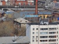 Yekaterinburg, Chapaev st, house 53. Apartment house