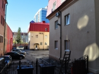 Екатеринбург, улица Розы Люксембург, дом 17. многофункциональное здание