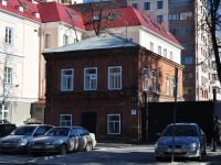 neighbour house: st. Roza Lyuksemburg, house 27. office building